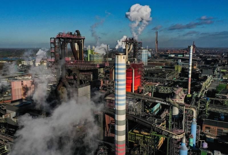 中國東北近日頻傳突發停電,遼寧一鑄業公司24日受影響,排風系統突然停運導致煤氣洩漏,至少23人中毒送醫。示意圖,與本文無關。(法新社資料照)