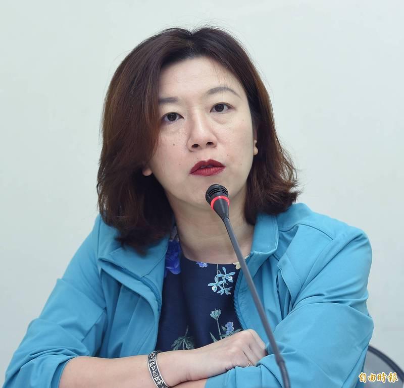 國民黨批政府是因為中國先聲奪人要加入CPTPP才急送件,林靜儀發文打臉。(資料照,記者廖振輝攝)