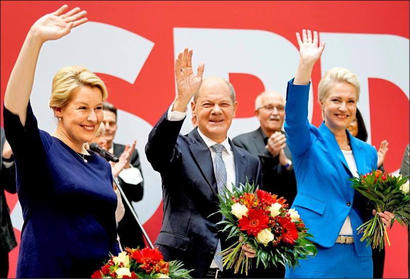 德國大選後與中國的互動