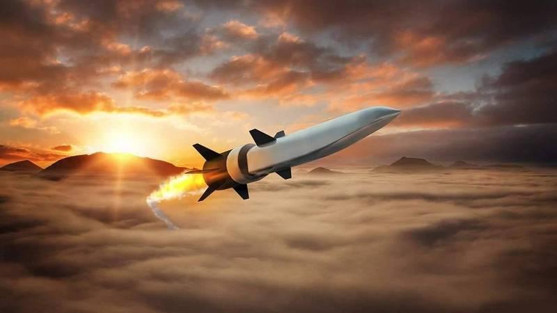 美宣布成功測試「極音速吸氣式武器概念」(HAWC)飛彈。圖為HAWC概念圖。(照片取自雷神公司官網)