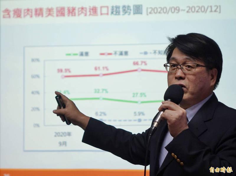 基金會董事長游盈隆表示,整體而言,有七成二的人給予正面肯定;而從長期趨勢圖看,台灣民眾對於疫情指揮中心整體表現的評價已明顯上揚,正逐漸走出5月疫情風暴的陰影。(資料照)
