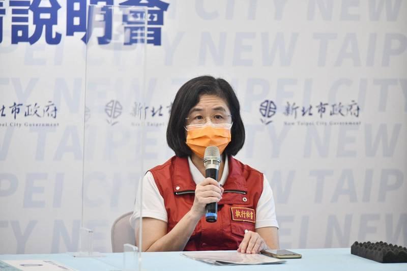 針對恩主公這起事件,陳潤秋表示,即日起停止恩主公醫院疫苗施打作業一週進行懲處,衛生局也召集醫療專家學者組成專案小組進行調查。(新北市新聞局提供)