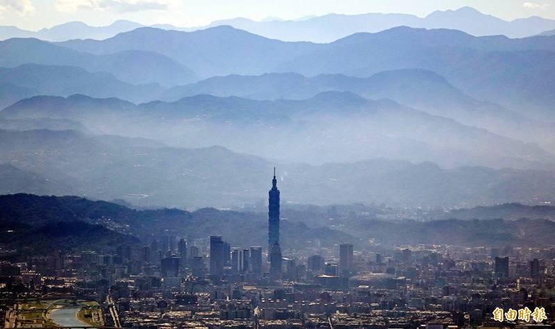台灣本次排名仍較上月退步1名,來到42名。(資料照,記者張嘉明攝)