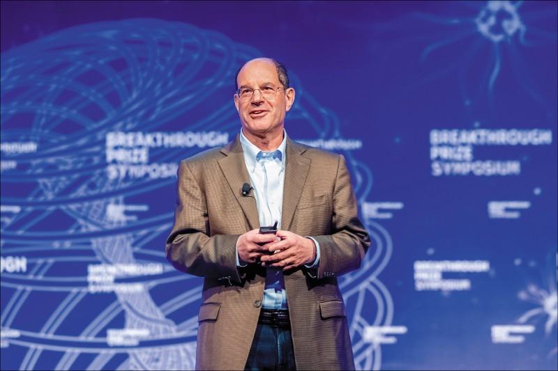 2021年諾貝爾醫學獎由美國科學家朱里雅斯(見圖)和帕塔普蒂安奪得。 (歐新社)