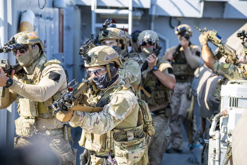 華爾街日報:美特種部隊秘密駐台已至少1年