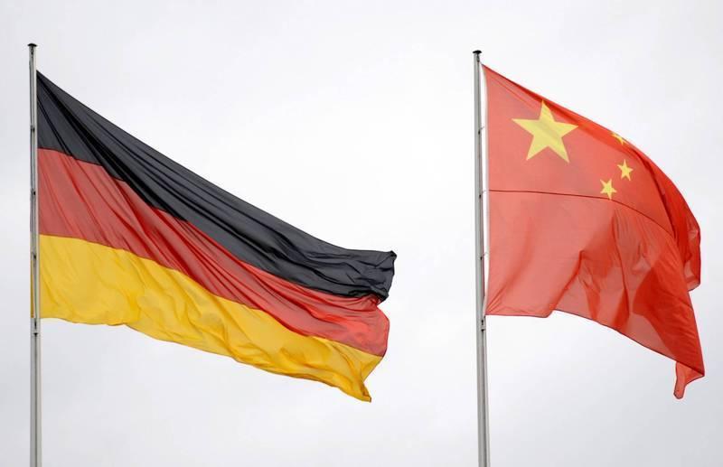 最新一項民調顯示,德國人民認為,中國是最可能對德國安全構成威脅的國家。(法新社檔案照)