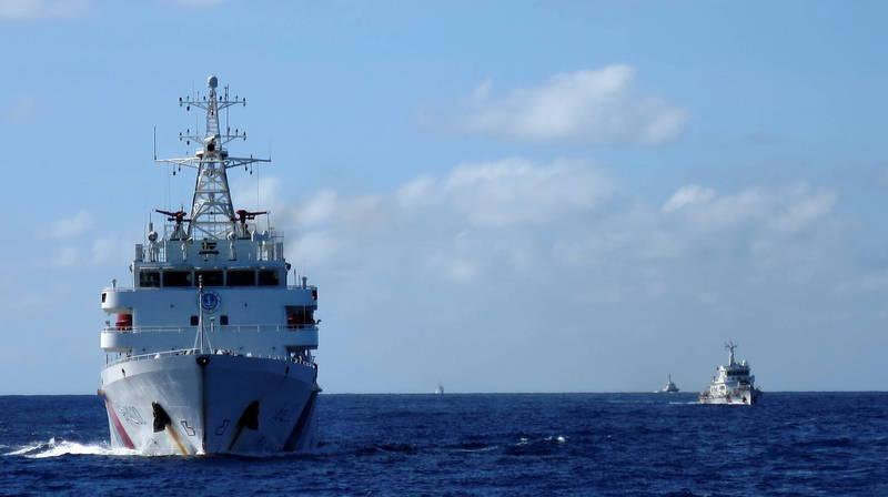 中国船只在南海挑衅! 菲律宾怒提「外交抗议」