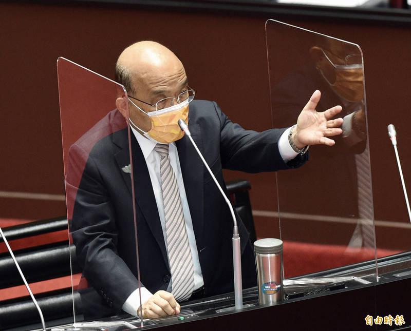 美麗島律師群遭控「誰不是特務」 蘇貞昌:我一生坦蕩