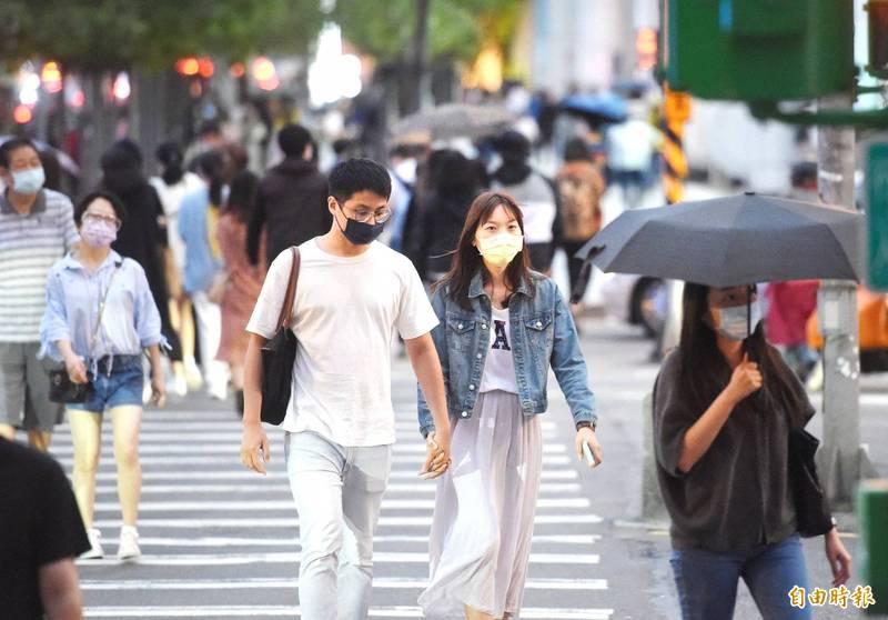 今白天起東北季風減弱 北台灣高溫24度