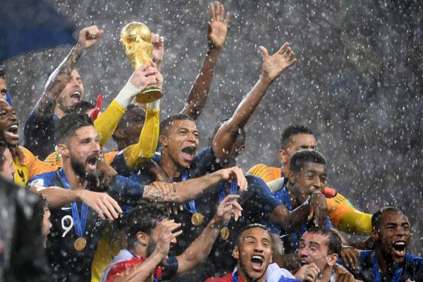 2018世界盃足球賽
