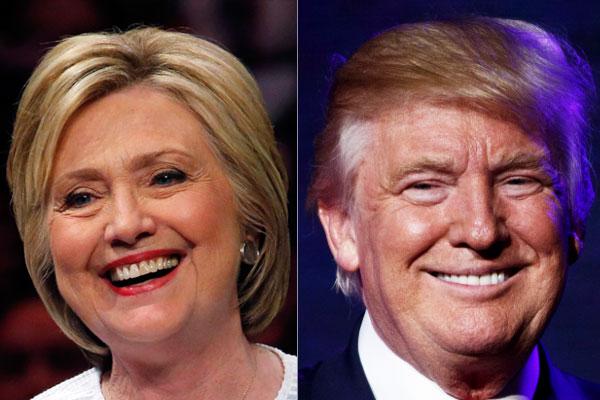 2016美國總統大選