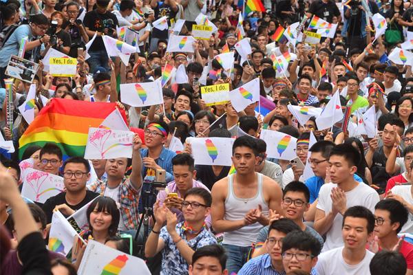 台灣成亞洲同婚平權先驅