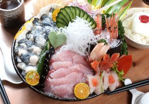 台北 漁藏海鮮料理