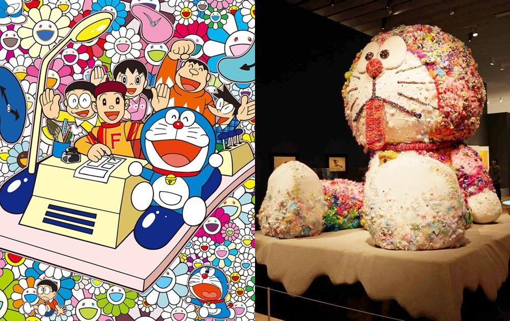 延期 1 年終於開展!京都「哆啦A夢展」奈良美智、蜷川實花聯名周邊全到齊