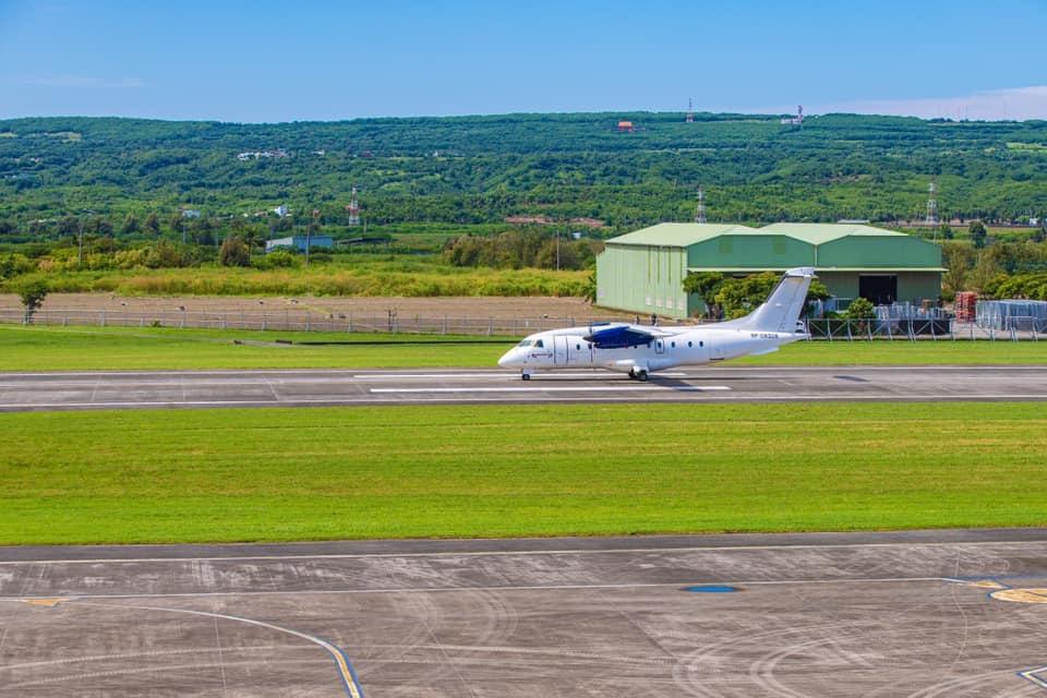 國際包機遊墾丁有望!菲律賓民航機「首航」恆春機場試飛成功