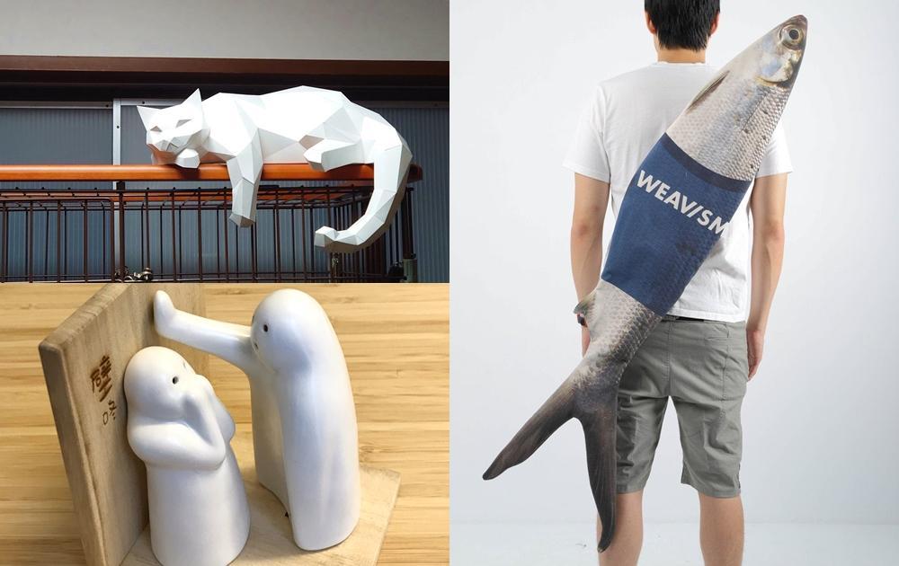 不能出國...日本網友狂曬MIT紀念品!「阿中部長同款包、台灣LV」征服老外