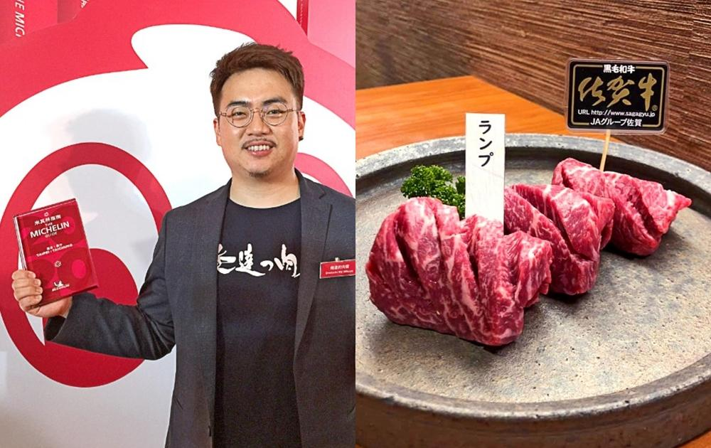 全台唯一米其林雙料!30歲鍾佳憲獲頒「年輕主廚大獎」看影片自學做料理