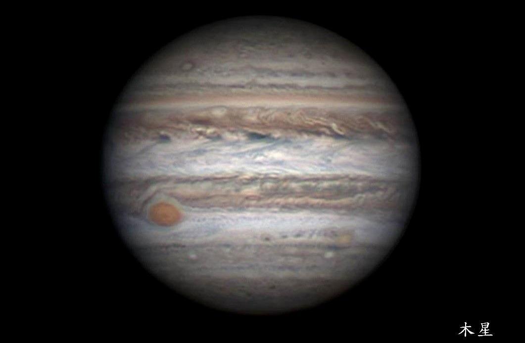夜空中最美最亮的一顆星!8/20「木星衝」南北兩大天文館線上直播看這裡
