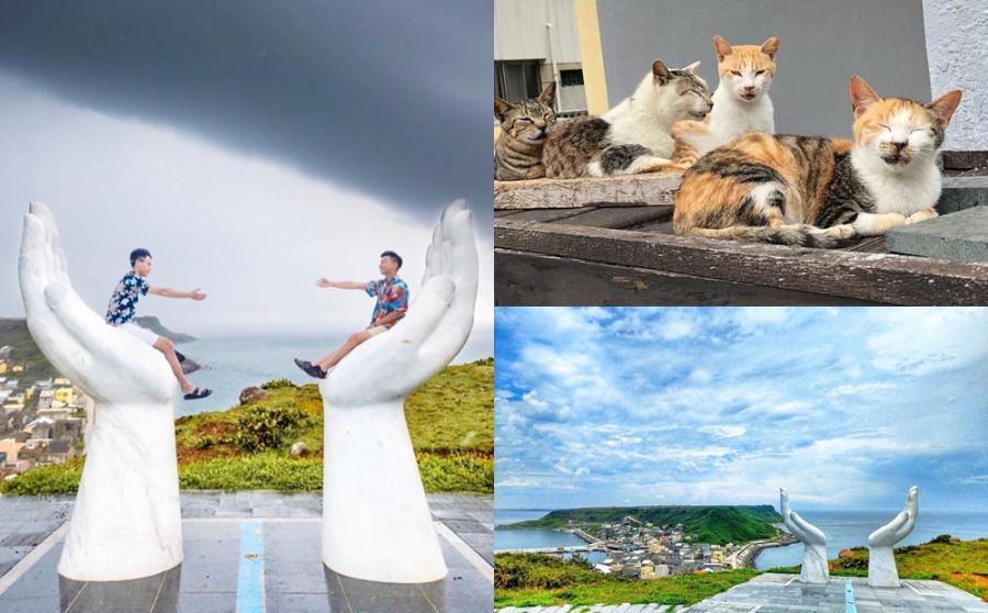 澎湖也有貓島秘境!還有隱藏版「巨人神之手」打卡點