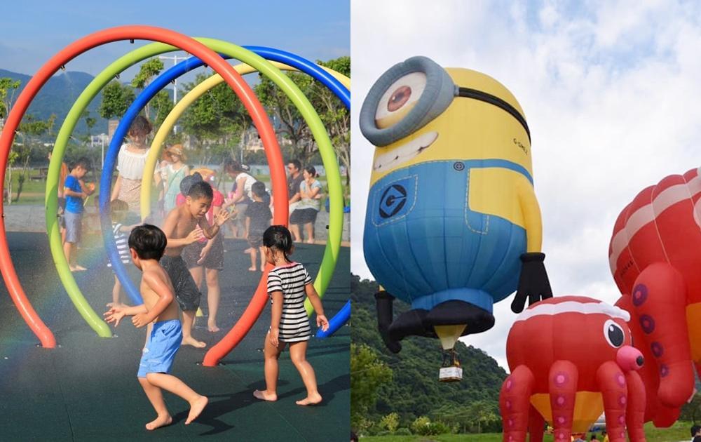 荷花、水蜜桃、熱氣球迎夏!全台必追市集活動玩翻週末