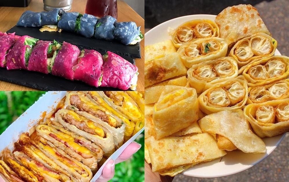 全台10間實力派蛋餅!「酥脆雙黃油條、馬卡龍粉漿餅皮」地方特色早餐必吃