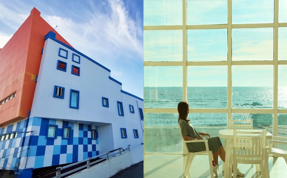 媲美沖繩海景!台南最新「黃金海岸方舟」追夕陽大啖燒烤美食 - 玩咖Pla