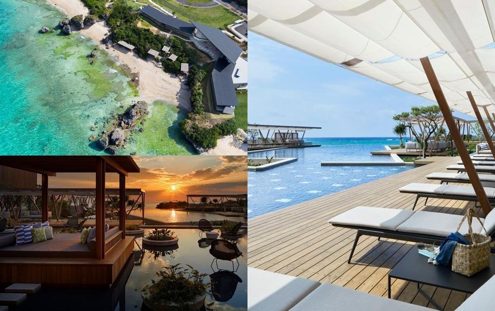 100間客房全是奢華海景!新開幕「虹夕諾雅 沖繩」挑戰亞洲最美度假村