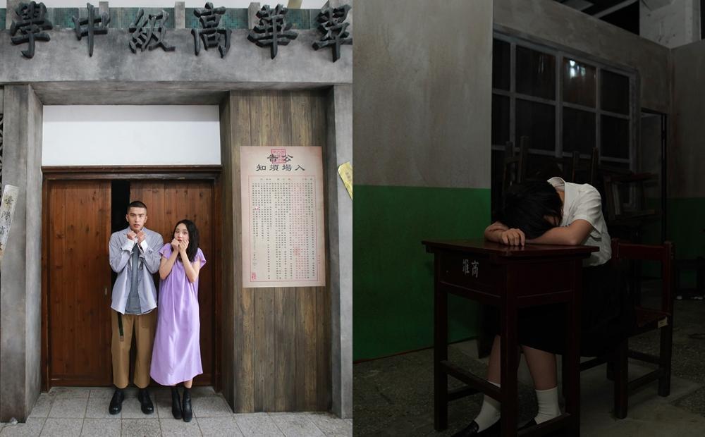 《返校實境體驗展》走進翠華中學場景!3大互動展區挑戰你的膽量