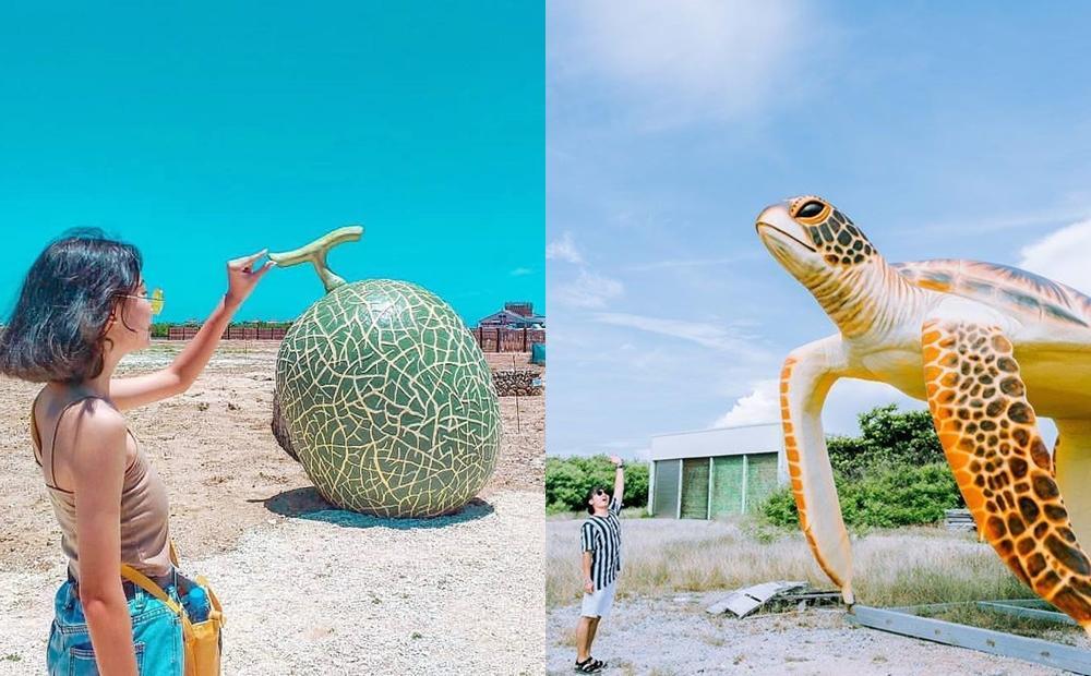 澎湖花火節必拍3個「巨無霸新地標」!隱藏版大海龜、天堂路章魚哥爆紅