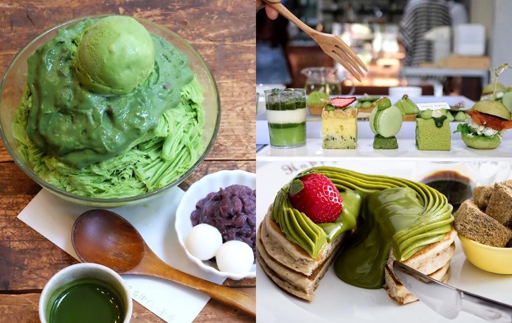 台北 5 間「抹茶控必訪下午茶」!聖代、鬆餅、涼麵...濃郁爆漿一口秒飛日本