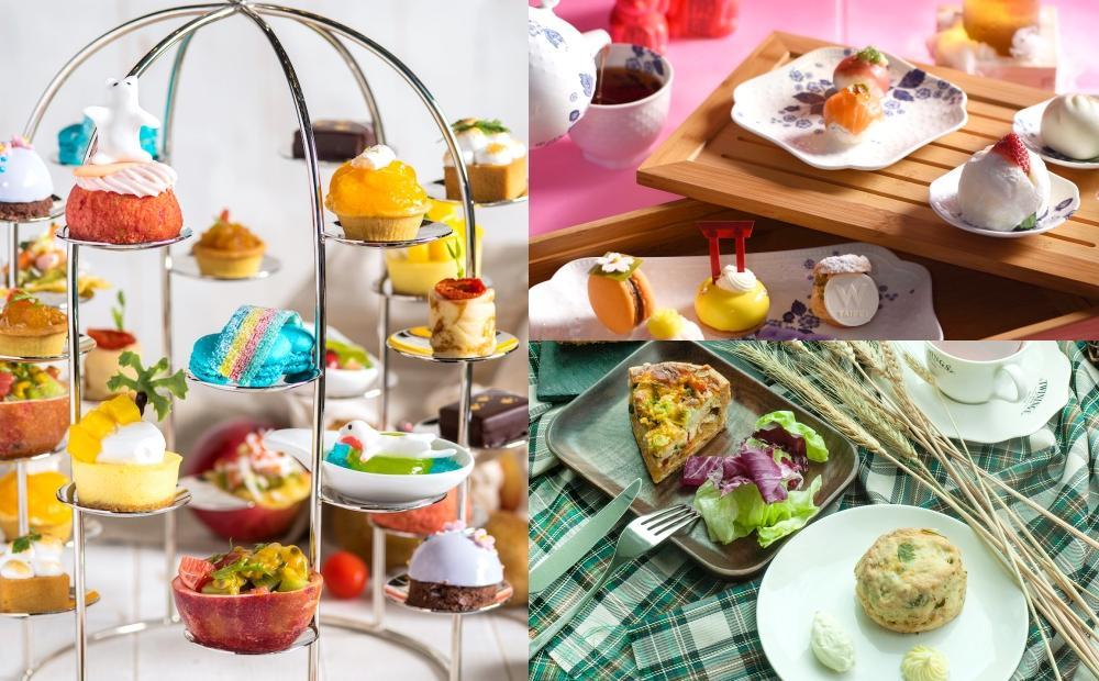 台北必吃3間最美飯店下午茶!「日式甜點調酒、手工派界愛馬仕」華麗上桌