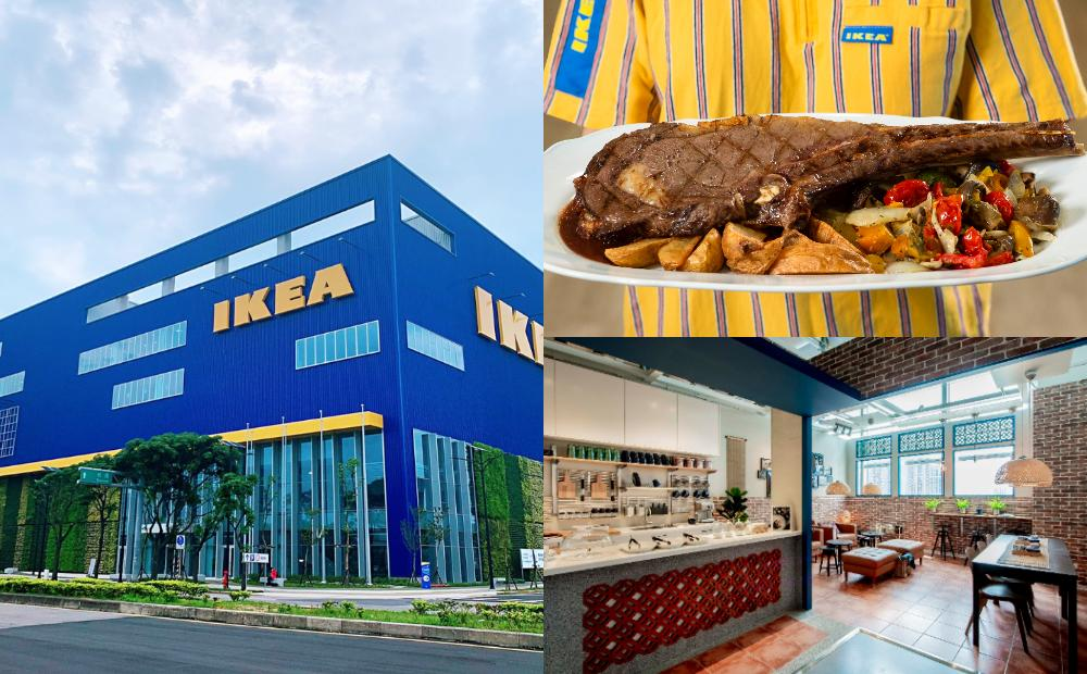 北台灣「最大IKEA」搬到青埔新開幕!巨無霸戰斧牛排、客家咖啡廳搶先看