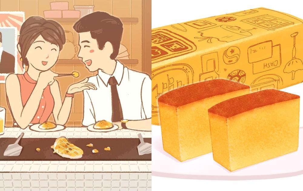 蜂蜜蛋糕根本沒蜂蜜?大阪燒為戀愛而生?5個日本庶民美食冷知識大公開