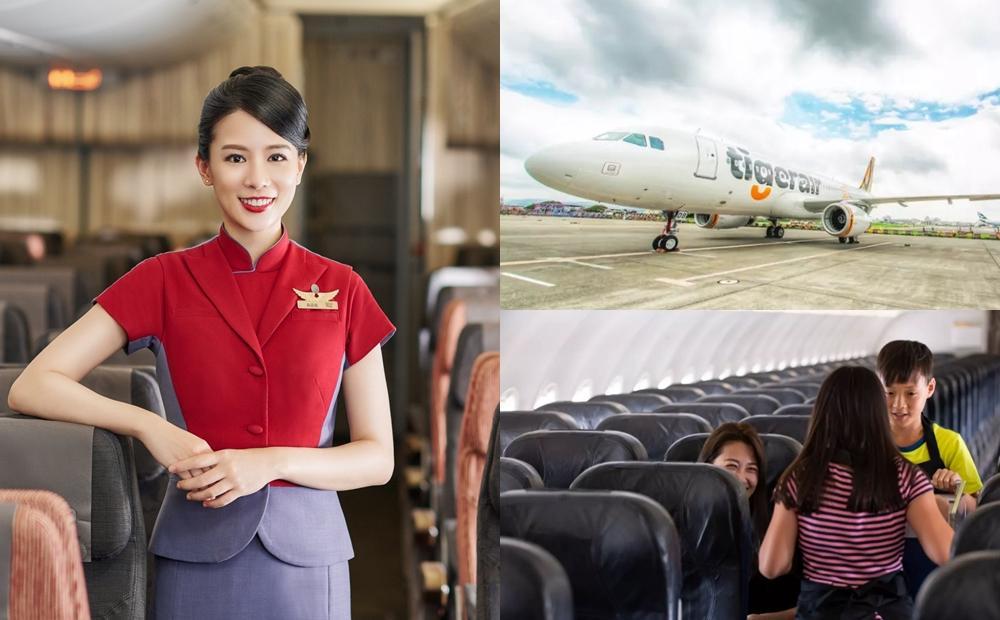 穿迷你版制服、登機買免稅品!華航&虎航推「空服員體驗」機上工作大解密