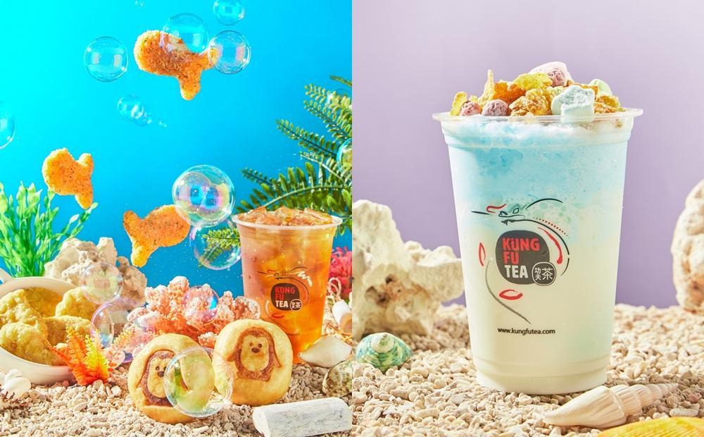 順遊Xpark水族館必吃「超萌企鵝甜甜包」!還有藍色海洋冰沙獨家限定