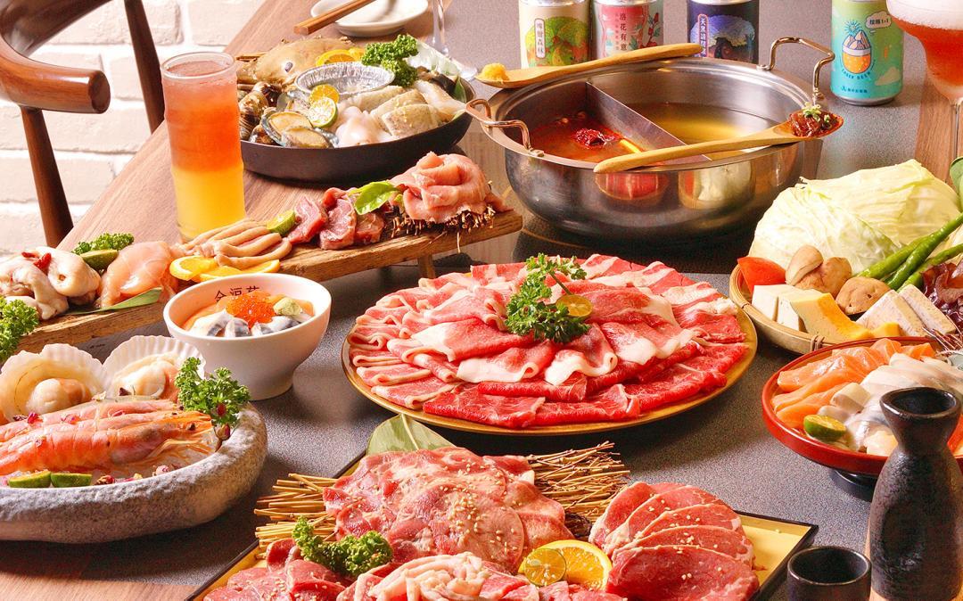 8月父親節「燒肉鍋物吃到飽」!台北人氣餐廳加碼生魚片新菜無限續