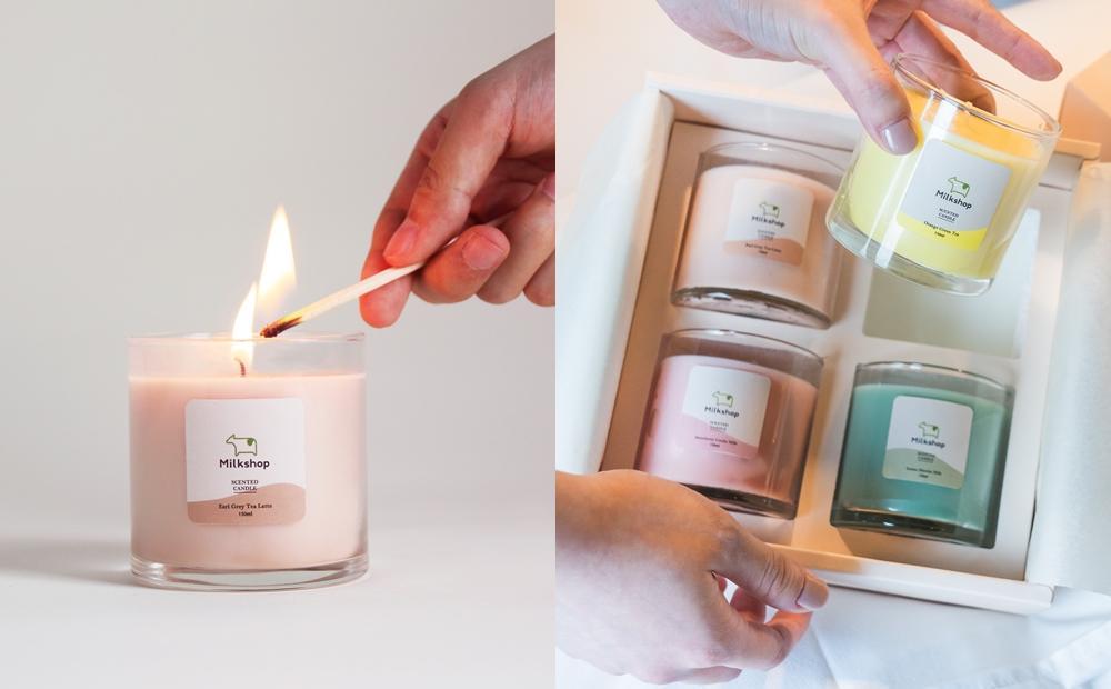 迷客夏4款「手搖飲香氛蠟燭」限量開賣!繽紛色調+甜蜜香氣超質感