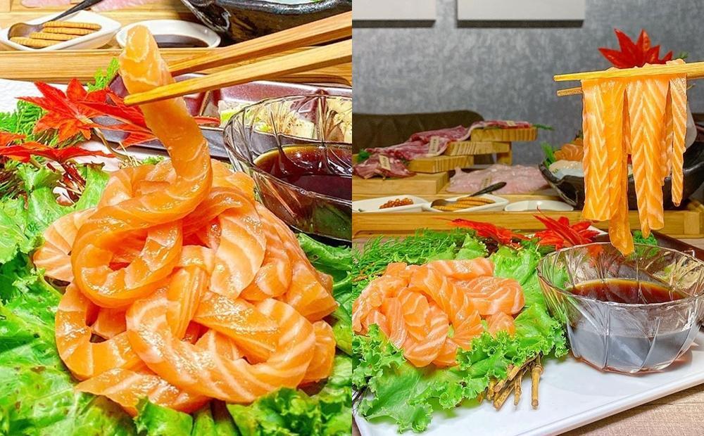 暴風吸入生魚片?高雄日料店搶鮮推出「鮭魚拉麵」滑溜口感超過癮