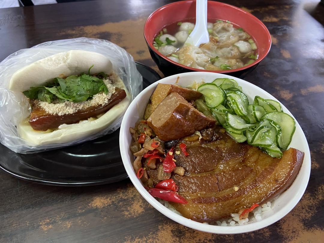 2020米其林必比登新推介 3 家萬華小吃!「這間麵店」蕭敬騰從小吃到大