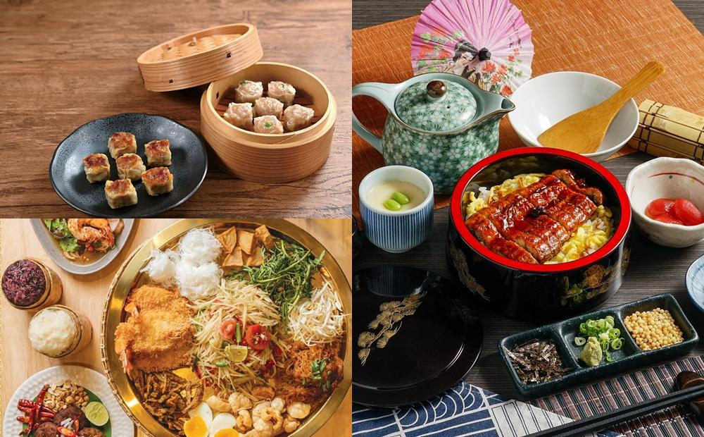 米其林一星泰式料理、日本百年燒賣!5間「星級美食」首店開在台北車站