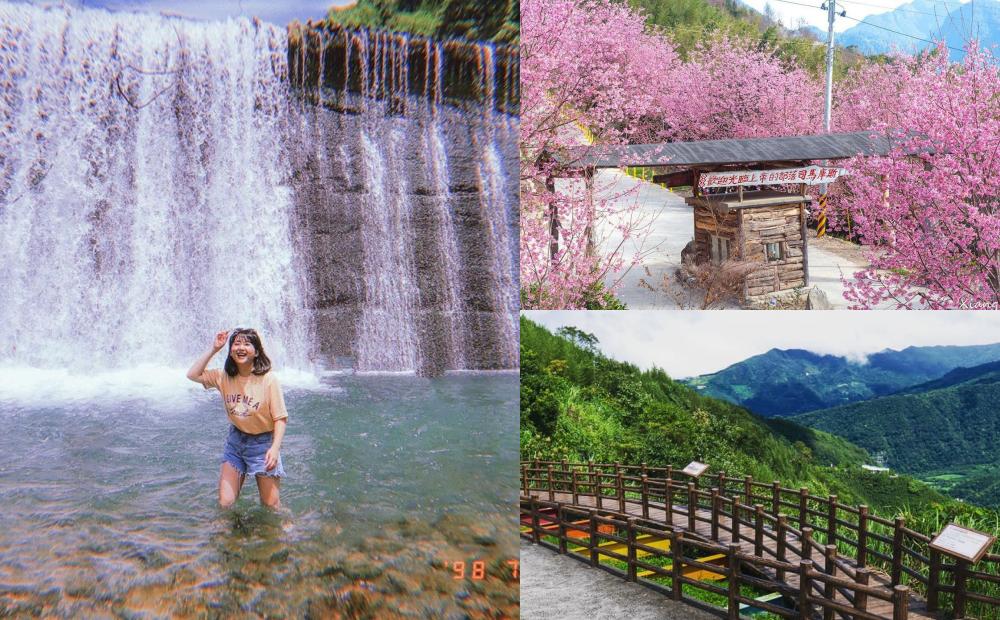 新竹只有內灣好玩?網友曝光「泡冷泉、看雲海」3個避開人潮的私房景點