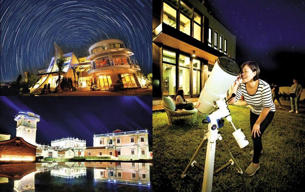 9 月賞銀河、10月看流星雨!全台 8 間「觀星民宿」超浪漫璀璨夜空快搶訂