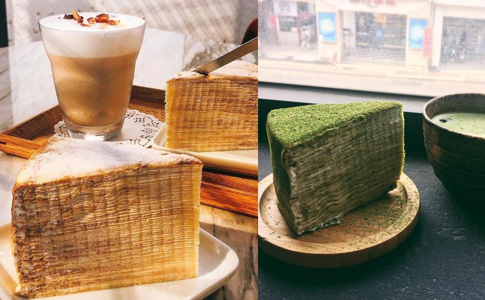 「全台最高千層蛋糕」隱藏在台南!超狂52層楓糖奶油、甜甜價就吃得到