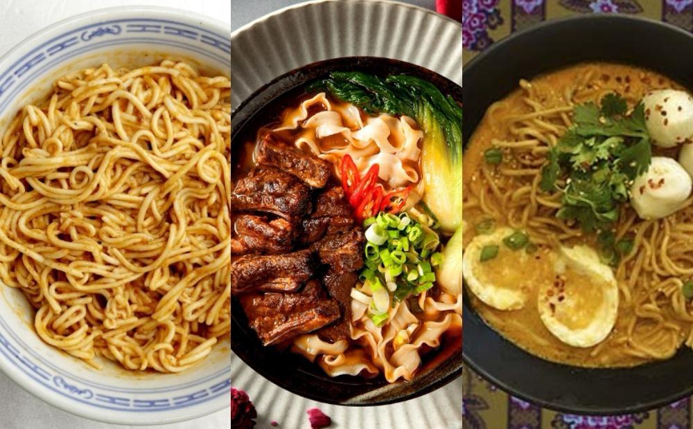「快煮麵界的米其林指南」出爐!泡麵達人欽點台灣牛肉麵、擔擔麵必吃