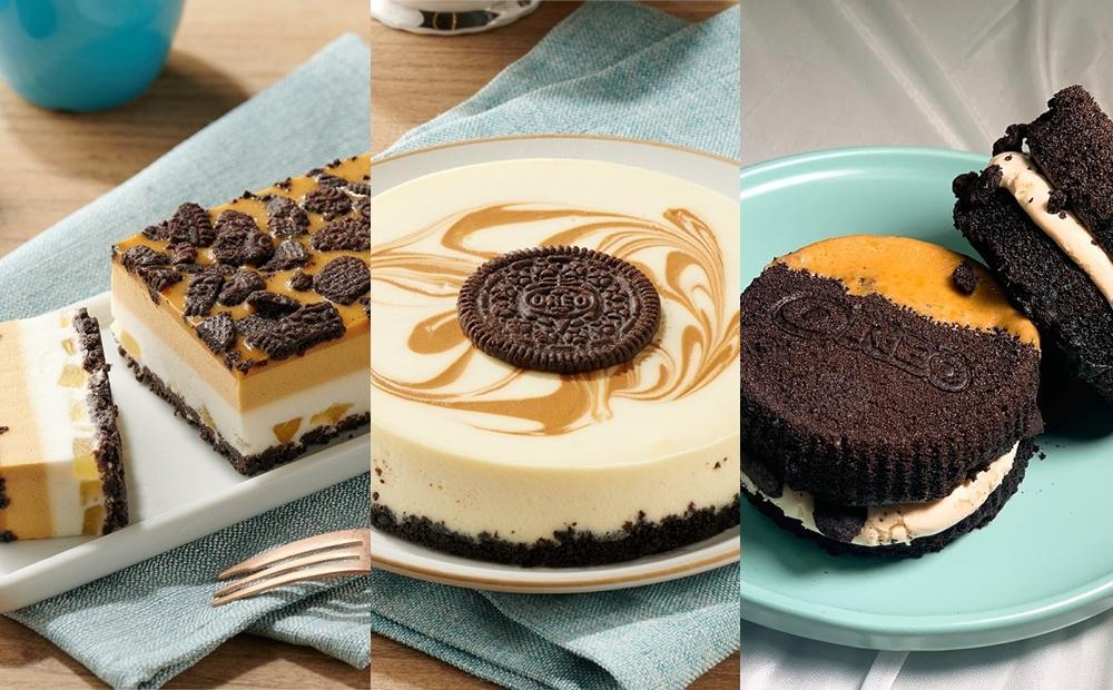 網友最推的「全聯 OREO甜點季」回歸啦!6款焦糖海鹽蛋糕鹹甜不膩口
