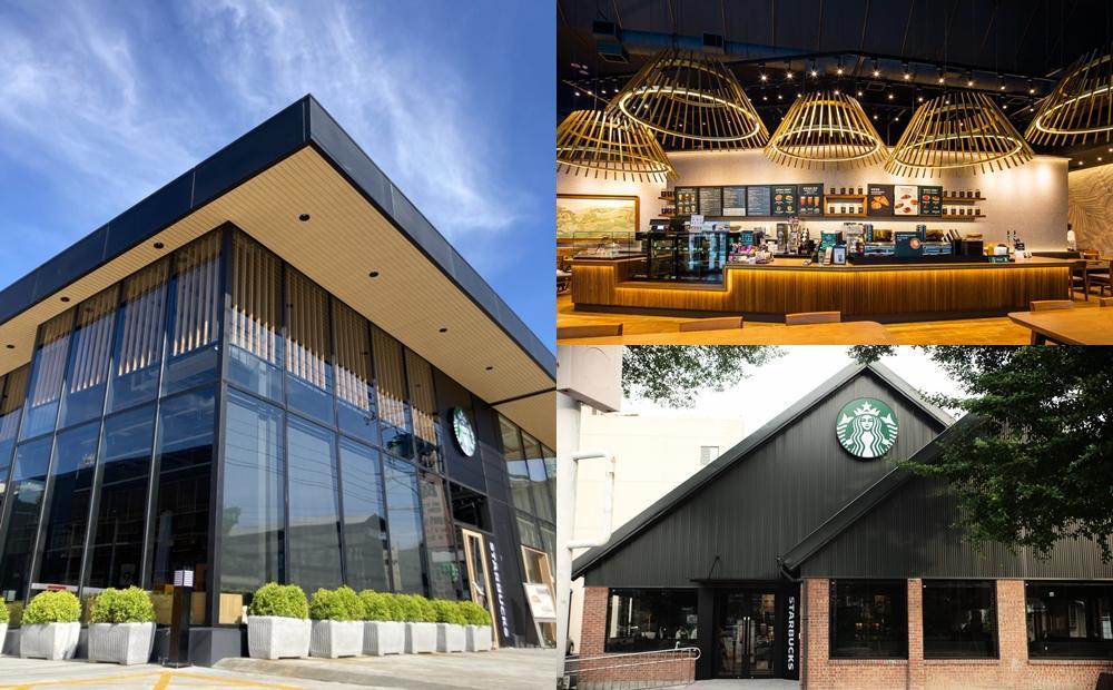 全台6間星巴克新特色門市!「復古紅磚小屋、質感玻璃屋」品咖啡拍美照
