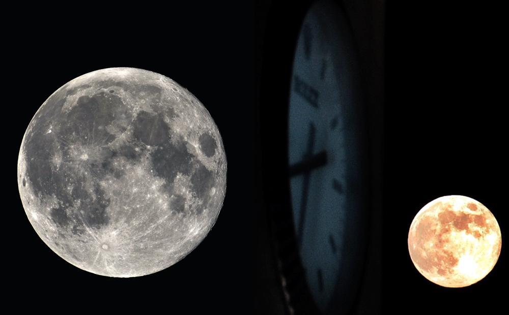 10月看完火星衝日再追「藍月」!絕美天文奇景萬聖節夜晚登場