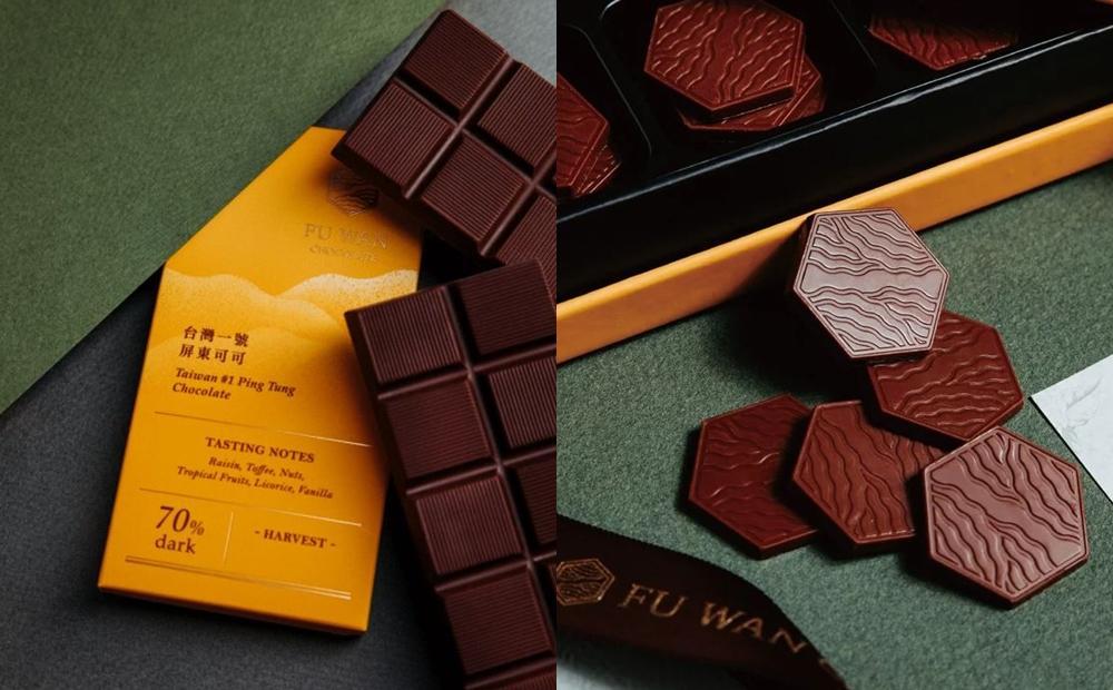 「巧克力界奧斯卡」台灣黑蒜、百香果橫掃金牌!這4間冠軍得獎口味必吃