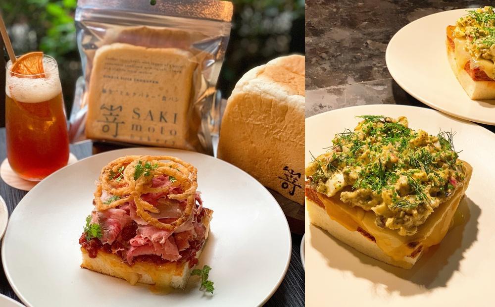 日本第一生吐司升級「米其林燒烤三明治」新吃法!肋眼牛肉堆成小山超澎湃