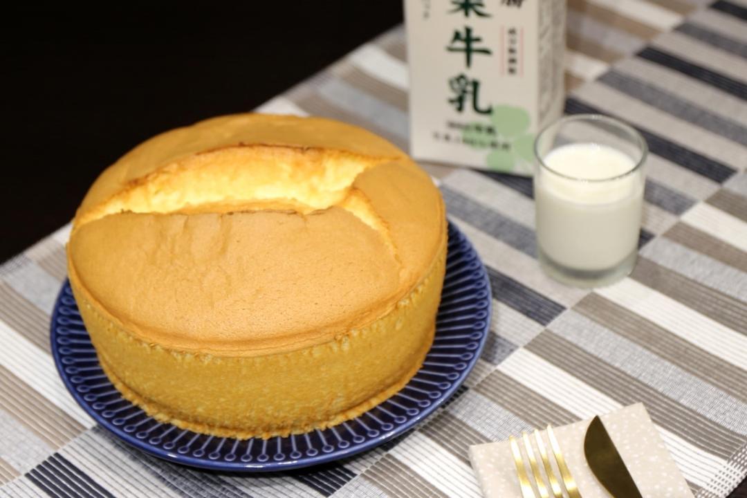 「古早味蛋糕」從日本紅回台灣升級2.0版!這間Google評論高達4.9顆星必吃